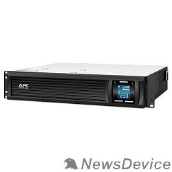 ИБП APC Smart-UPS C 1500VA SMC1500I-2U Line-Interactive, 2U RackMount, LCD, REP.SC1500I