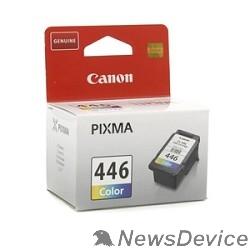 Расходные материалы Canon CL-446 8285B001 Картридж для PIXMA MG2440/2540, Цветной, 180 стр.