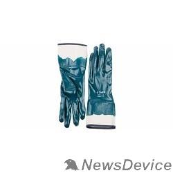 """Перчатки Перчатки ЗУБР """"МАСТЕР"""" рабочие с полным нитриловым покрытием, размер XL (10) 11270-XL"""