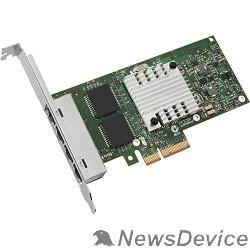 Сетевая карта INTEL E1G44HTBLK/HTG1P20 Сетевая карта I340-T4 (PCI Express, 4-Ports, 10/100/1000Base-T, 1000Mbps, Gigabit Ethernet) (904267/904223)