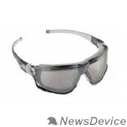 """Защитные очки, Маски для сварки, Защитные щитки KRAFTOOL Очки """"EXPERT"""" защитные поликарбонатная монолинза  с двухкомпонентной эластичной оправой 110305\110305_z01"""