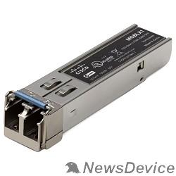 Сетевое оборудование Cisco SB MGBLX1 Gigabit Ethernet LX Mini-GBIC SFP Transceiver