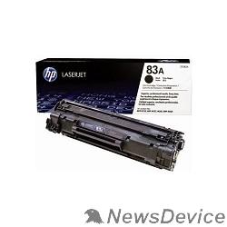 Расходные материалы HP CF283A Картридж ,BlackLaserJet Pro MFP M125nw, MFP M127fw, Black, (1500стр.)
