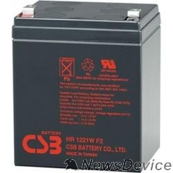 батареи CSB Батарея HR1221W (12V 5Ah/21W) клеммы F2