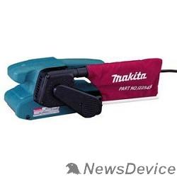 Шлифовальная машина Makita 9910 Ленточная шлифовальная машина 9910 650 Вт, 270 м/мин, ширина ленты 76 мм, 2.6 кг