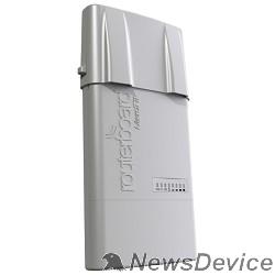Сетевое оборудование MikroTik RB912UAG-2HPnD-OUT BaseBox 2 Точка доступа 1UTP 10/100/1000Mbps,802.11b/g/n,  USB