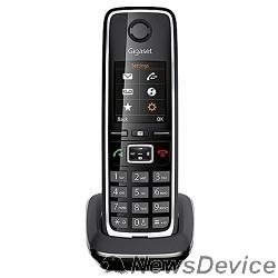 Телефон Gigaset C530H (SB) Black Дополнительная трубка (черный)