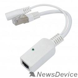 Сетевое оборудование MikroTik RBGPOE Инжектор питания 1Gbit/1PoE 48V