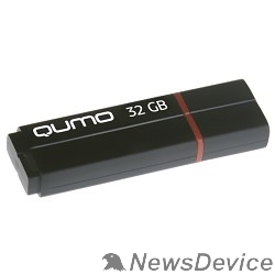 Носитель информации USB 3.0 QUMO 32GB Speedster QM32GUD3-SP-black