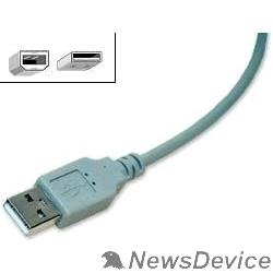Кабель Gembird CC-USB2-AMBM-10 USB 2.0 кабель для соед. 3.0м AM/BM , пакет