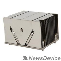 Опция к серверу Supermicro SNK-P0048PS 2U (2011 Narrow, радиатор без вентилятора, Cu+Al+ тепловые трубки)