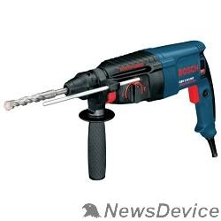 Перфоратор Bosch GBH 2-26 DRE Перфоратор SDS-plus 0611253708 800 Вт, 3Дж, 2,7кг, 3реж, кейс