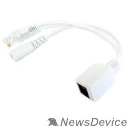 Сетевое оборудование MikroTik RBPOE Инжектор питания DATA+Power 100 Mbps