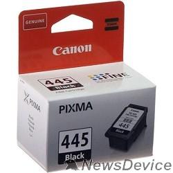 Расходные материалы Canon PG-445 8283B001 Картридж для MG2540, Чёрный, 180 стр.
