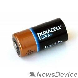 Батарейки Duracell CR123 ULTRA/High power Lithium (1 шт. в уп-ке)