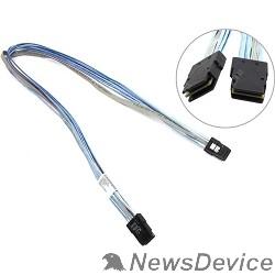 Опция к серверу Supermicro CBL-0281L - Cable SAS 75cm IPASS to IPASS CBL, PB Free