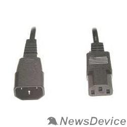 Кабель Кабель питания сист.блок-монитор Gembird 3.0м, черный, с зазем., пакет PC-189-10