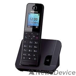 "Телефон Panasonic KX-TGH210RUB  (черный) АОН, Caller ID, ""Радионяня"""