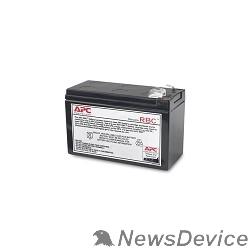 Батарея для ИБП APC APCRBC110 Battery replacement kit for BE550G-RS,BR550GI,BR650CI-RS