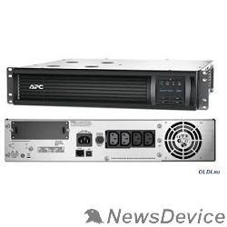 ИБП APC Smart-UPS 1000VA SMT1000RMI2U Line-Interactive, 2U RM, LCD, USB