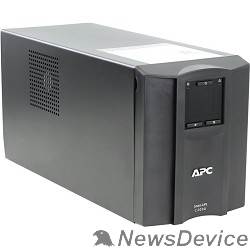 ИБП APC Smart-UPS C 2000VA SMC2000I Line-Interactive, Tower, IEC, LCD, USB