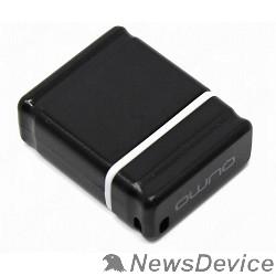 Носитель информации USB 2.0 QUMO 64GB NANO QM64GUD-NANO-B Black
