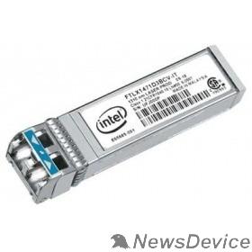 Сетевая карта INTEL E10GSFPLR FTLX1471D3BCV-IT модуль Ethernet SFP+ LR Optics для Intel Ethernet Server Adapter X520-DA2