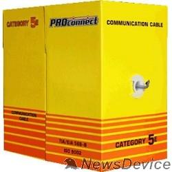 Кабель Proconnect (01-0148) Кабель FTP CAT5e 4 пары (305м) 0.4 мм