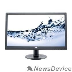 """Монитор LCD AOC 24"""" e2460Sh черный TN 1920x1080 1ms 170/160 1000:1 250cd DVI D-Sub HDMI AudioOut 2Wx2"""