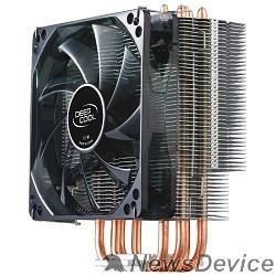 Вентилятор Cooler Deepcool  GAMMAXX400 RET (BLUE)  Soc-775/1366/1155/1156/1150/2011/754/939/940, AM2/АМ2+/АМ3/AM3+/FM1