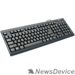 Клавиатура Клавиатура Gembird KB-8330U-BL черный, USB, 104 клавиши