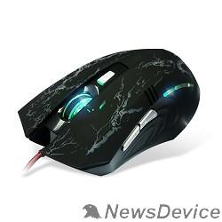 Мышь Мышь проводная CROWN Gaming CMXG-600 CM000001216 проводная, оптическая, 600/ 1000/ 1400/ 2200dpi, USB, 6 кнопок