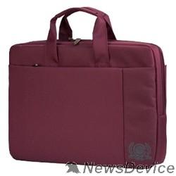 Сумка для ноутбука Сумка Continent  CC-215 PP  (полиэстр, розовый  15,6'')