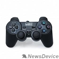 Геймпад CBR CBG 950 Игровой манипулятор для PC\PS2\PS3, проводной, 2 вибро мотора, 12 кнопок, USB