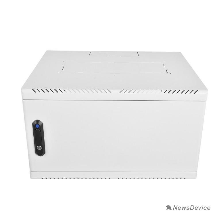 Монтажное оборудование ЦМО Шкаф телекоммуникационный настенный 12U (600х480) дверь металл (ШРН-12.480.1) (1 коробка)