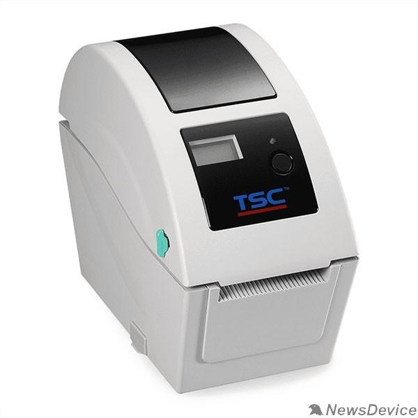 TSC принтеры  TSC TDP-225 99-039A001-00LF белый/черный 203 dpi, 5 ips, 4MB Flash, 8MB SDRAM. Стандартная комплектация включает USB, RS232, слот SD 99-039A001-00LF/99-039A001-0002