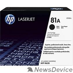 Расходные материалы HP CF281A Картридж, Black LJ ENTERPRISE MFP M630, (10500стр.)