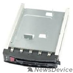 "Опция к серверу Supermicro MCP-220-00080-0B server accessories Adaptor HDD carrier to install 2.5"" HDD in 3.5"" HDD tray"