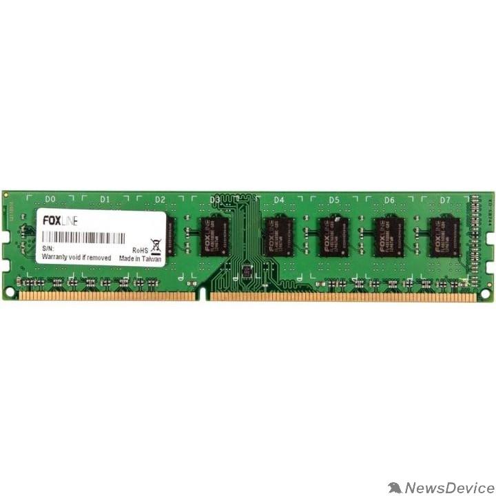 Модуль памяти Foxline DDR4 DIMM 8GB FL2133D4U15-8G PC4-17000, 2133MHz