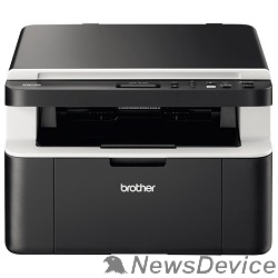 Принтер Brother DCP-1612W МФУ, A4, 32Мб, 20стр/мин, GDI, WiFi, USB, лоток 150л, старт.картридж 1000стр (DCP1612WR1)