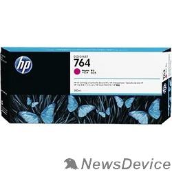 Расходные материалы HP C1Q14A Картридж №764 пурпурный Designjet T3500 (300мл)