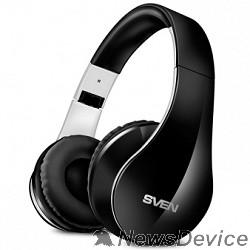 Наушники SVEN AP-B450MV черно белый Беспроводная Bluetooth-гарнитура
