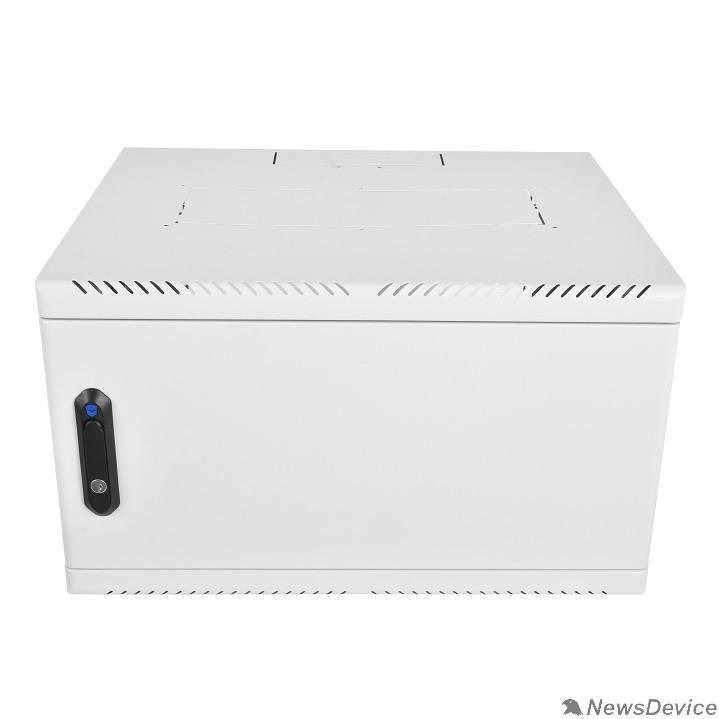 Монтажное оборудование ЦМО Шкаф телекоммуникационный настенный, 9U, 600x300 дверь металл (ШРН-9.300.1) (1 коробка)