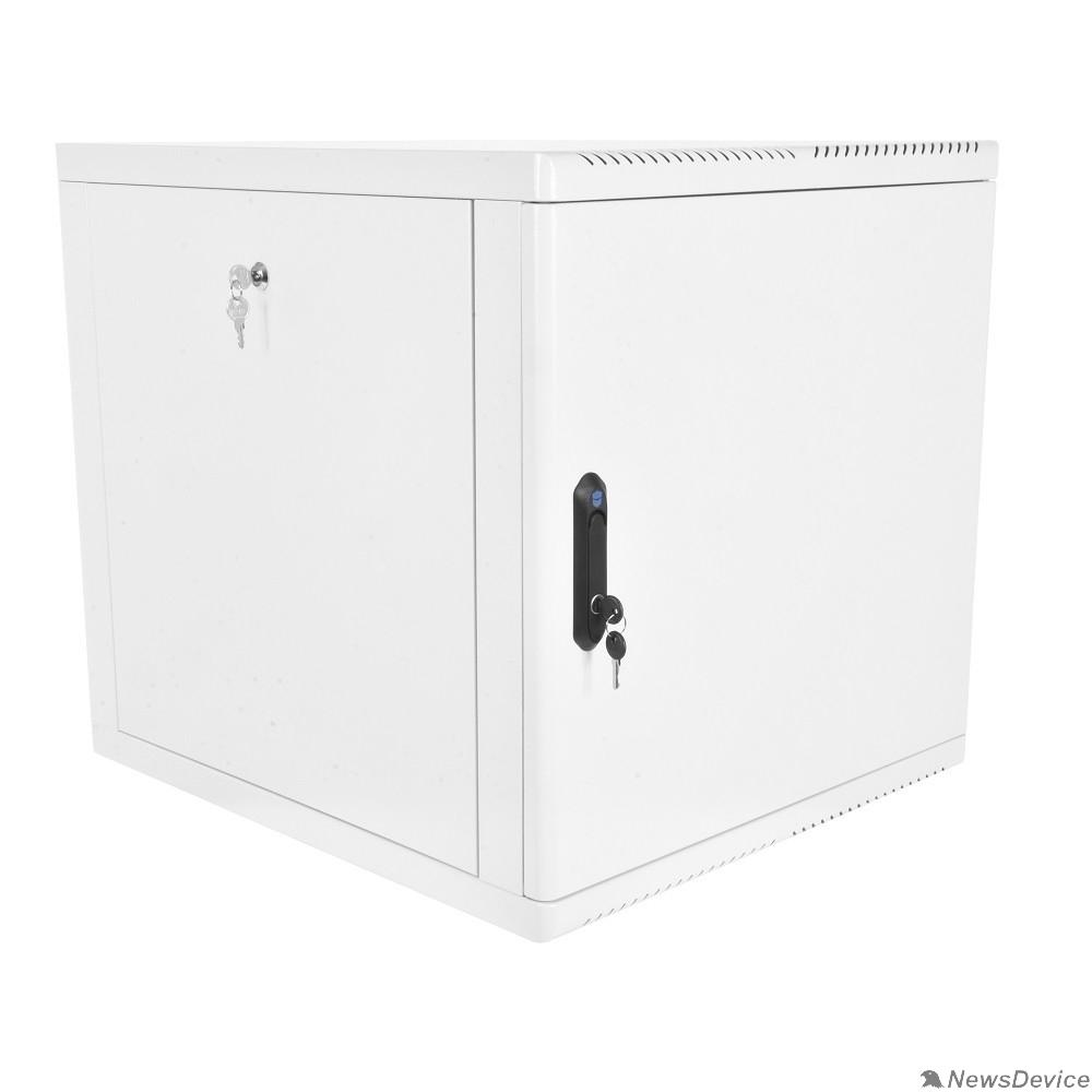 Монтажное оборудование ЦМО Шкаф телекоммуникационный настенный разборный 9U (600х520), съемные стенки, дверь металл (ШРН-М-9.500.1)(1 коробка)