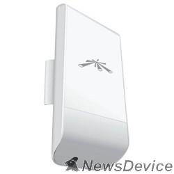 Сетевое оборудование UBIQUITI LocoM2 Точка доступа Wi-Fi, AirMax, Рабочая частота 2412-2462 МГц (белый)