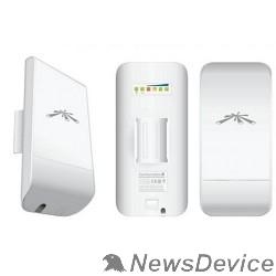Сетевое оборудование UBIQUITI LocoM5 Точка доступа Wi-Fi, AirMax, Рабочая частота 5470-5825 МГц,