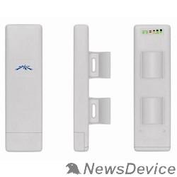 Сетевое оборудование UBIQUITI NSM2 NanoStation M2 Точка доступа Wi-Fi, Рабочая частота 2412-2462 МГц, Усиление 10,4 - 11,2 dBi