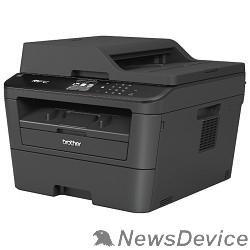 Принтер Brother MFC-L2720DWR  МФУ, A4, 64Мб, 30стр/мин, факс, дуплекс, ADF35, LAN, WiFi, USB, приложения, старт.картридж 1200стр (MFCL2720DWR1)