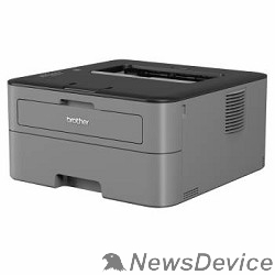 Принтер Brother HL-L2300DR Принтер, A4, 8Мб, 26стр/мин, GDI, дуплекс, USB, старт.картридж 700стр (HLL2300DR1)