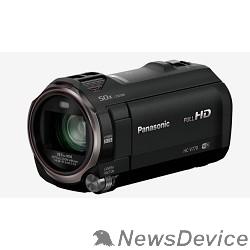 Цифровая видеокамера Видеокамера Panasonic HC-V770 черный